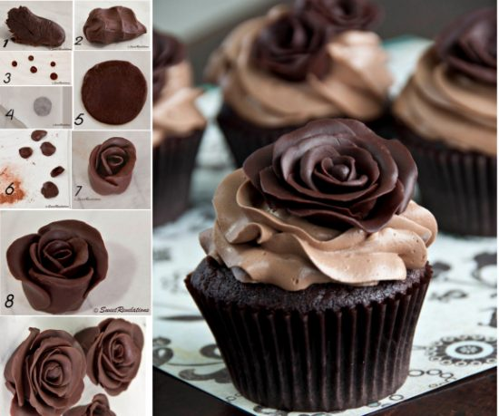 Chocolate Roses Tutorial