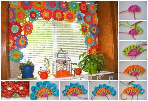 Flower Power Valance
