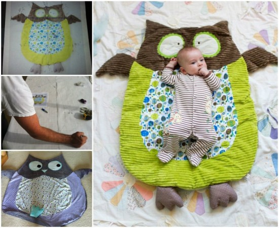 Baby Nap Mat Diy Easy Video Tutorial The Whoot