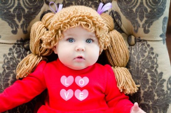 Crochet Cabbage Patch Hats Pattern Video Tutorial 23fae86554e