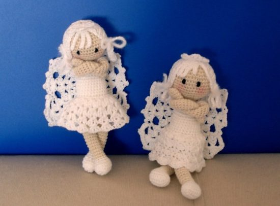 Angels FREE Crochet Patterns