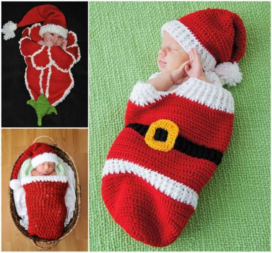 christmas cocoon crochet pattern