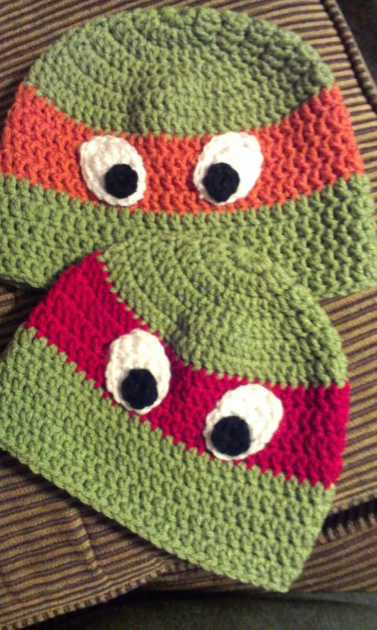Ninja Crochet Pattern Free Tutorials And Great Ideas The Whoot