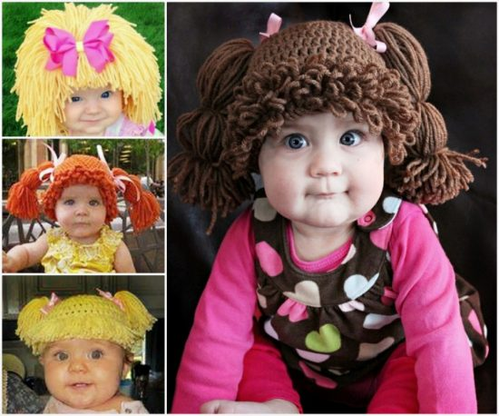 Crochet Cabbage Patch Hats Pattern Video Tutorial ea5e1dd2a69
