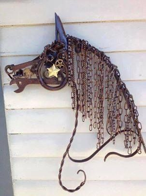 Horseshoe Art Ideas Pinterest Top Pins That You Ll Love
