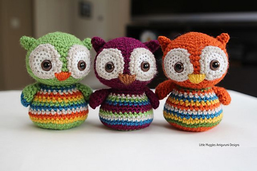 Owl Amigurumi Pattern Cutest Crochet Ideas Video Tutorial