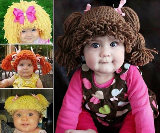 Cabbage Patch Hats thumb