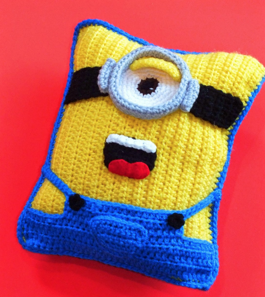 Crochet Minion Pillow Free Pattern All The Best Ideas