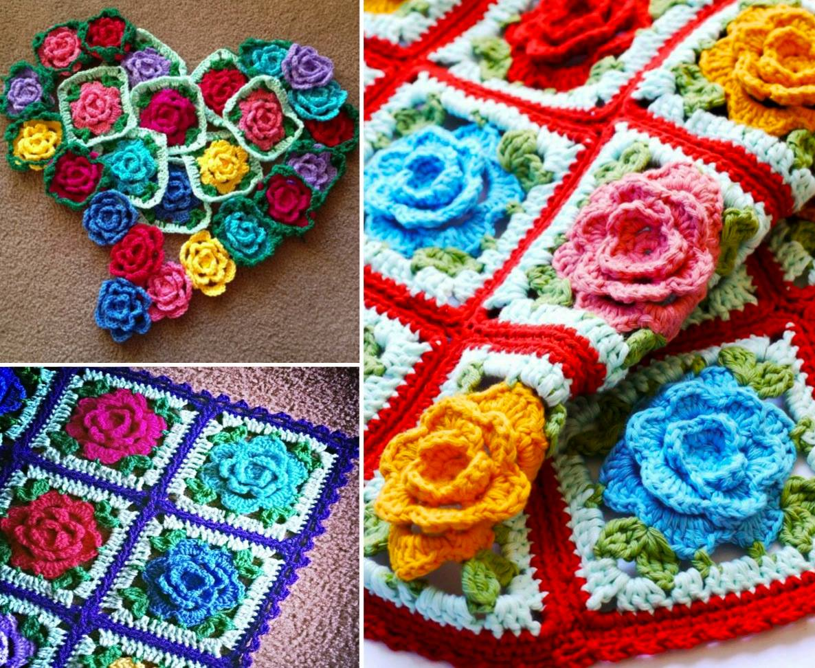 easy granny square instructions