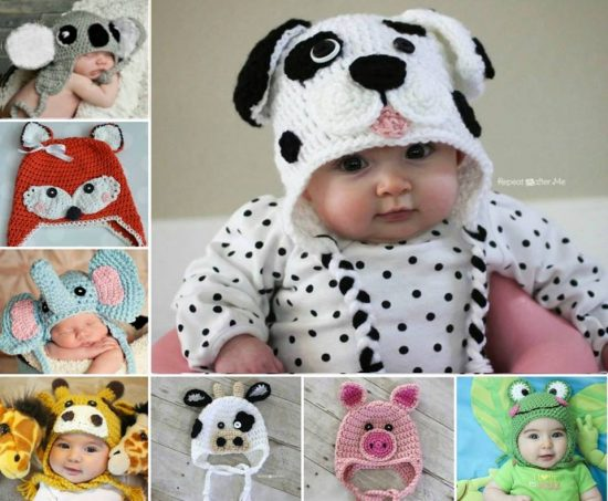 Free Crochet Baby Animal Hats Pinterest Top Pins 3c2a70382cd