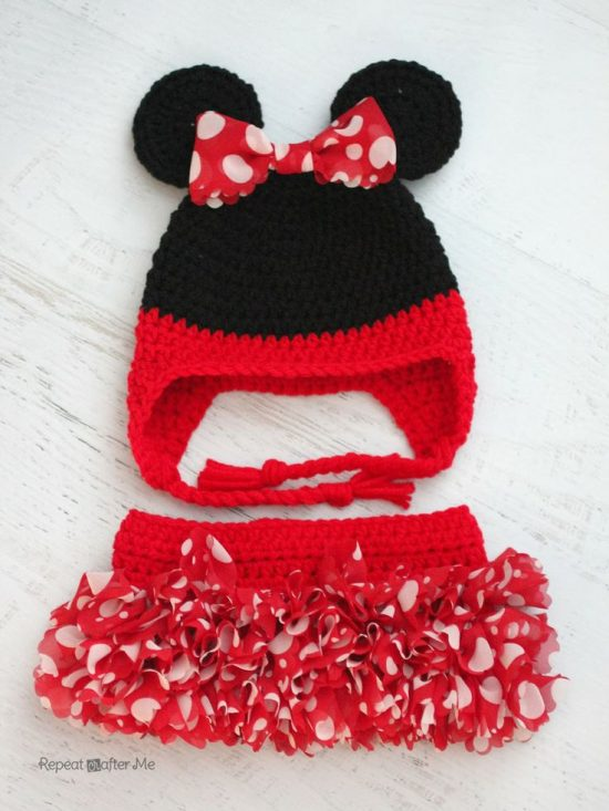 mickey and minnie mouse crochet patterns the best ideas