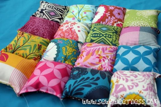 Puff Quilt Comforter Youtube Tutorial Video Instructions