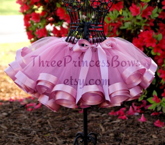 Ribbon Edge Tutu