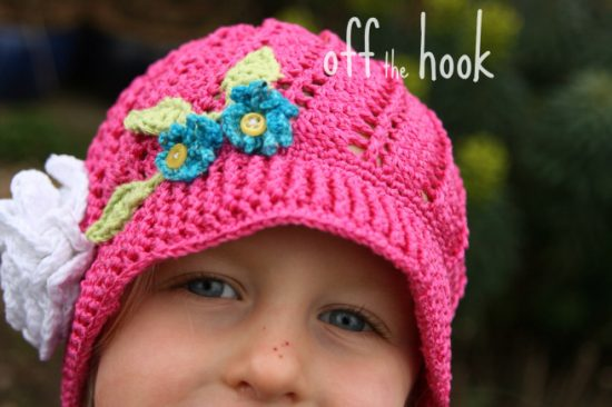 Crochet Cloche Hat FREE Video Tutorial