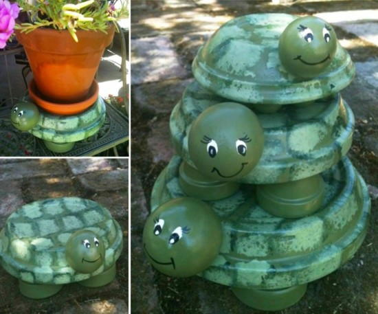 Terracotta Turtles