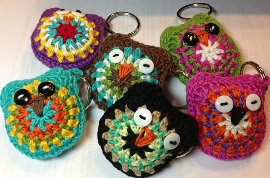 Crochet Baby Owls Pattern Free Video Tutorial Great Ideas