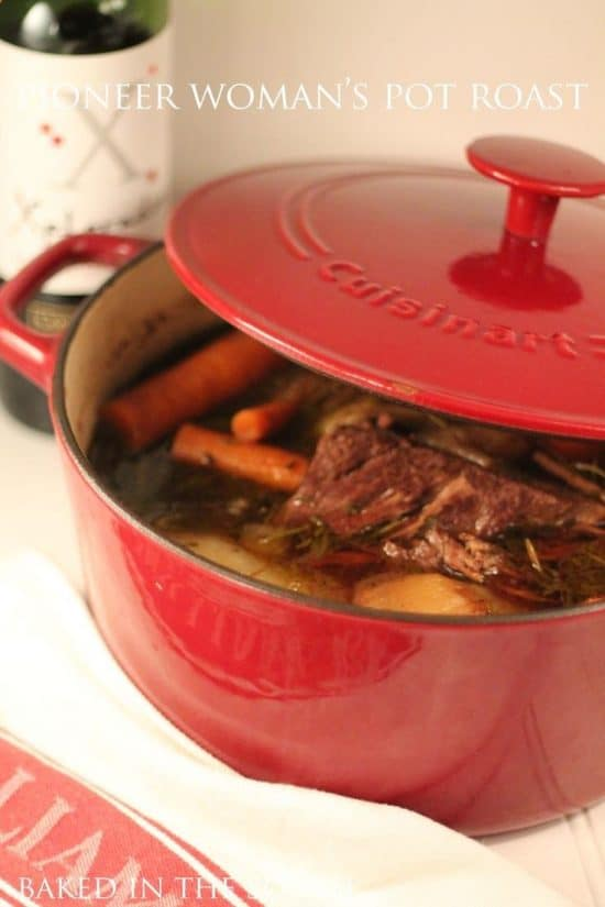 Perfect Beef Pot Roast