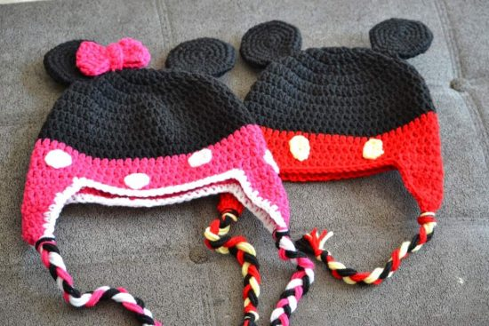 Mickey And Minnie Mouse Crochet Patterns The Best Ideas 5a7f11de984