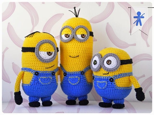 Minion Free Crochet Pattern Collection All The Best Ideas Magnificent Free Minion Crochet Pattern