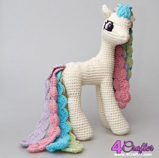 The Cutest Collection Of Unicorn Crochet Patterns The Whoot