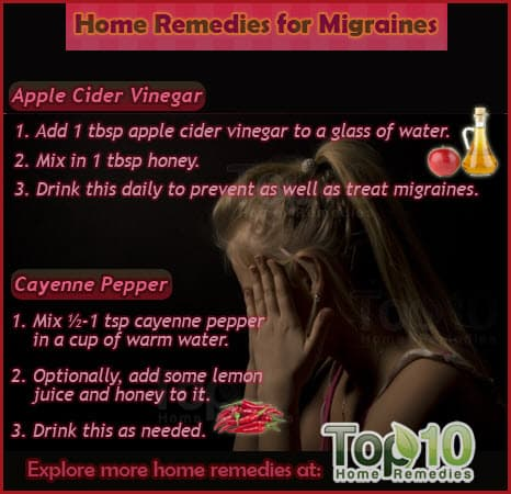 Apple Cider for Migraine