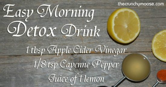 Morning Detox Drink