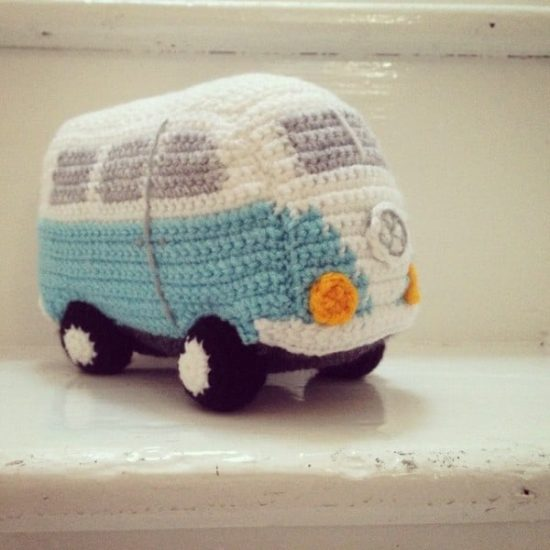 Crochet VW Bus