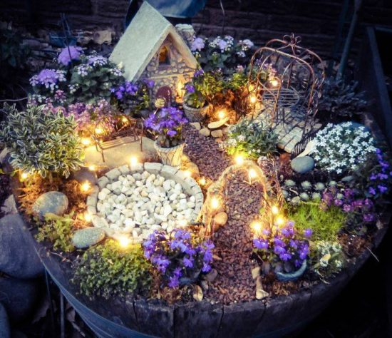 Fairy Garden Lights