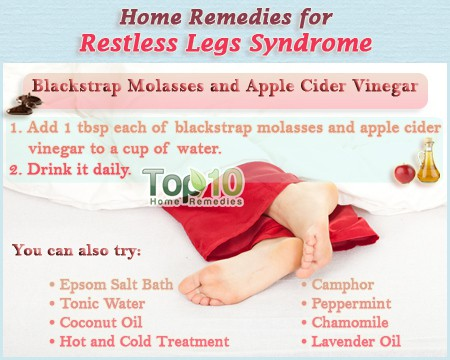 Home Remedies For Restless Legs