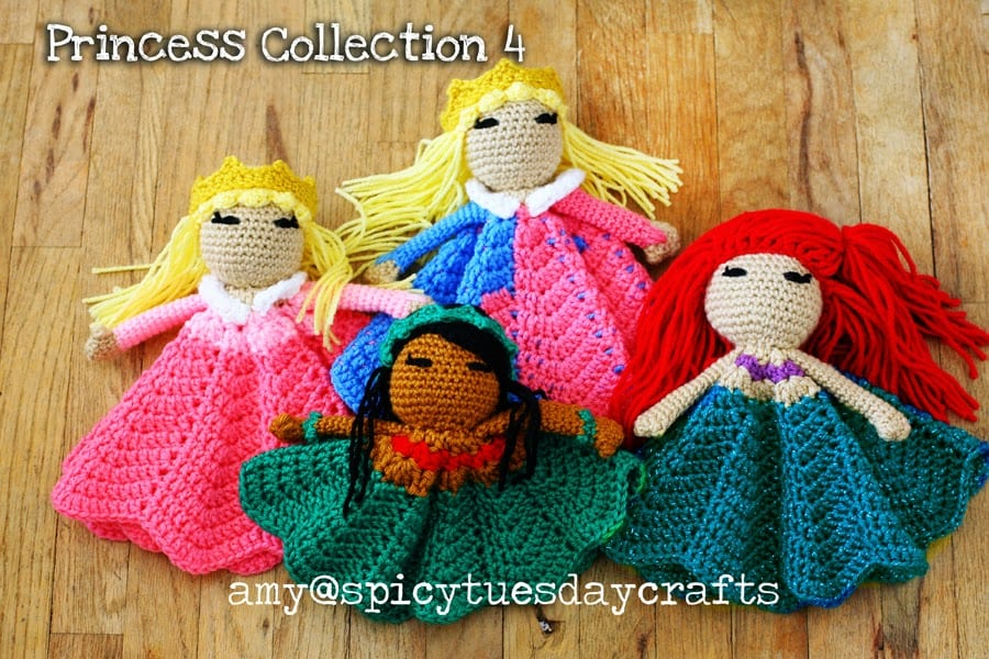 Princess Collection Crochet