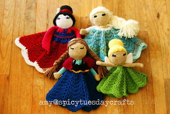 Crochet Dolls Patterns Amigurumi Easy Video Tutorial