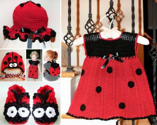 Ladybug Free Crochet Patterns