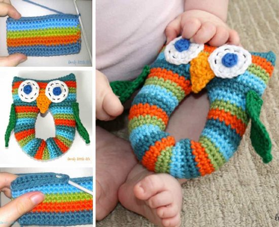Owl Crochet Blanket Pattern Lots Of Free Ideas Youll Love