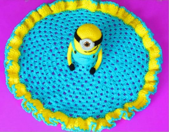 Crochet Minion Booties Pattern Is One Of Many | The WHOot