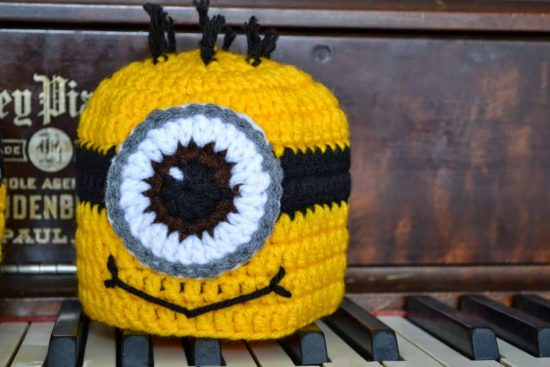Crochet Minion Booties Pattern Is One Of Many The Whoot