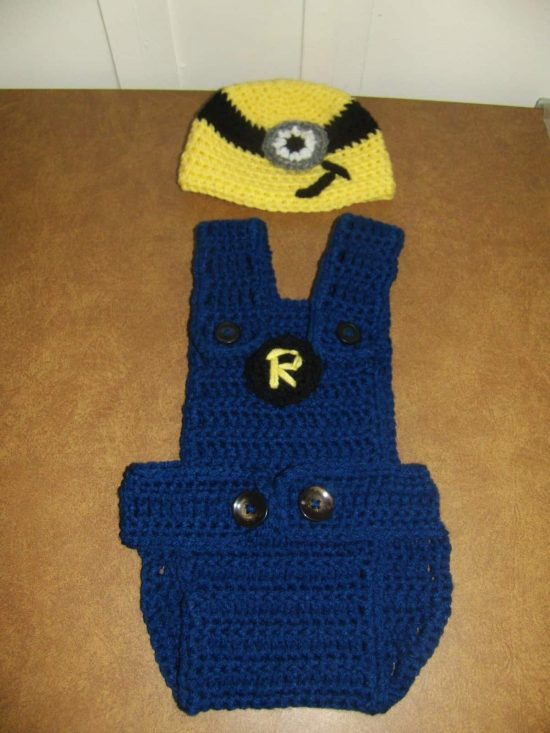 Minion Crochet Pattern Pinterest Top Pins Cutest Ideas