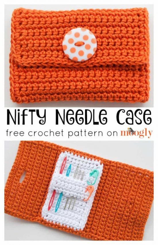 The Best Crochet Hook Case Patterns To Make The Whoot