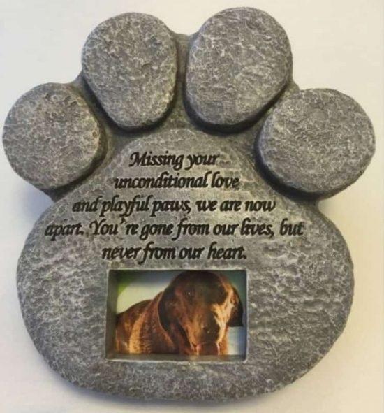 Dog House Picture Frame Ornament