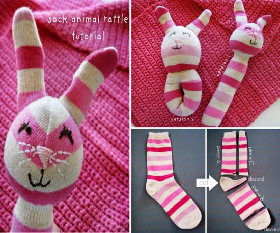 The Sweetest Collection Of DIY Sock Animals To Make