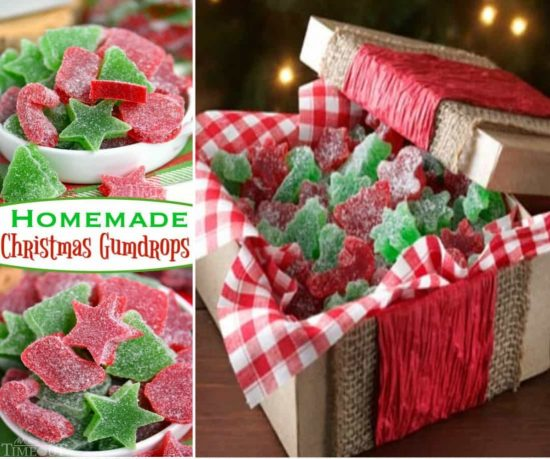Homemade Gumdrops With Jello Recipe
