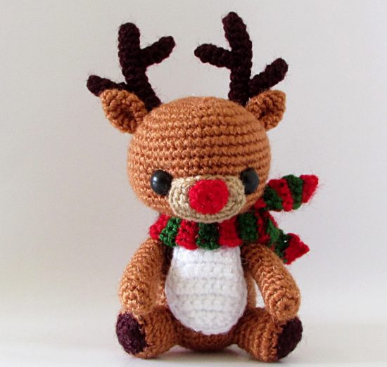 The Sweetest Crochet Christmas Ornaments Patterns The Whoot