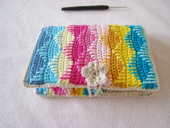 Crochet Hook Case All The Best Patterns | The WHOot