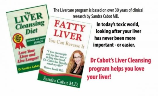 how to clean your liver to lose weight