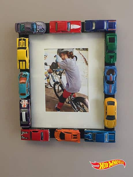 Hot Wheels Frame