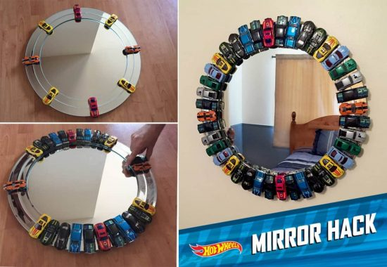 Hot Wheels Mirror Hack
