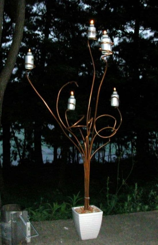 Tiki Torch Tree Tutorial