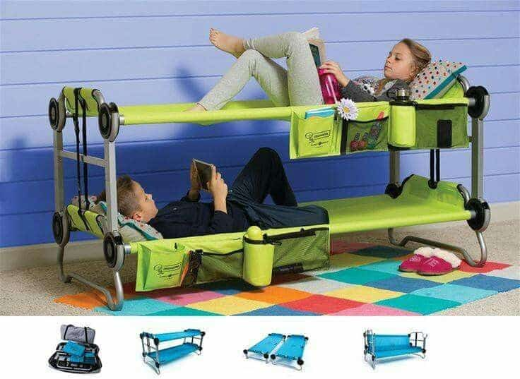 Portable Bunks