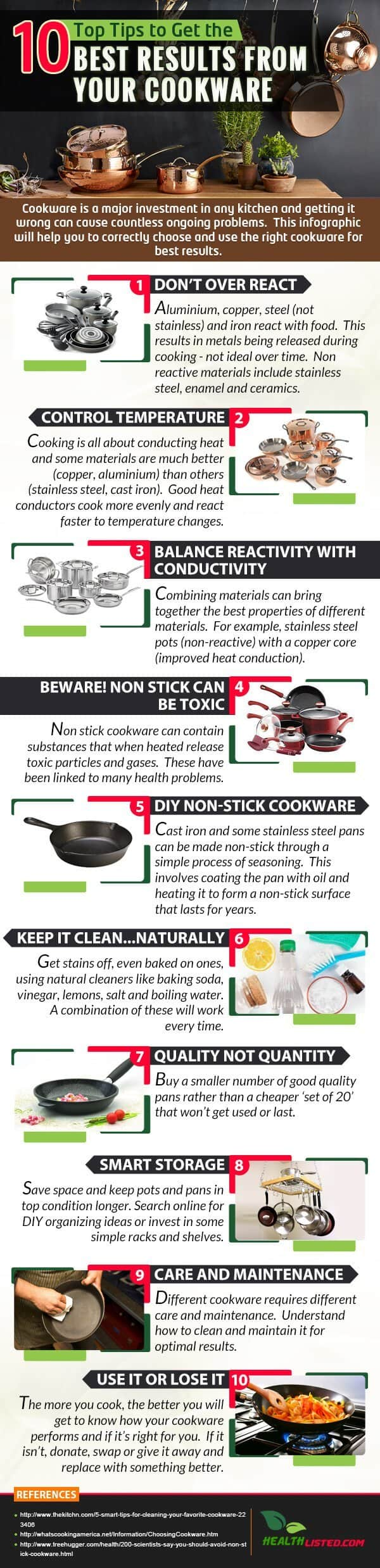 10-top-tips-to-get-the-best-results-from-your-cookware