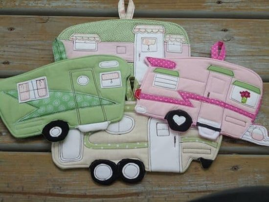Camper Pot Holders