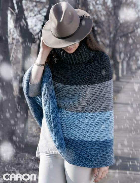 Crochet Cape Free Pattern The WHOot